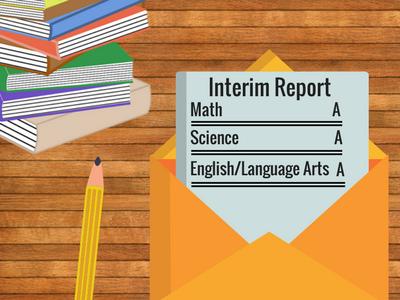interim report Teaser