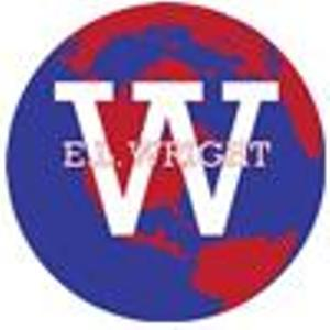 E. L. Wright Middle School United States Logo